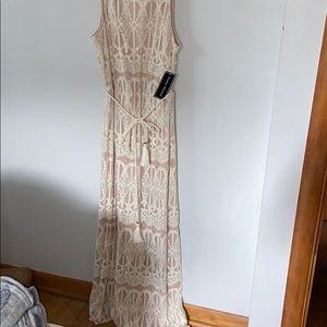 Jessica Howard dress, lace cream color. NWT!